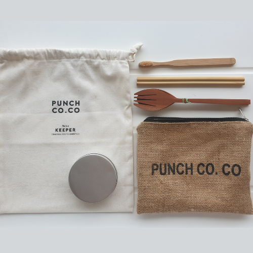 The Keeper Kit - Punch co.co