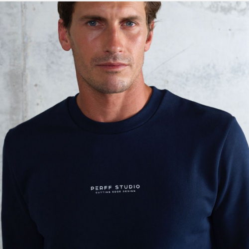 Sweatshirt - Signature - Bespoke - Blue - PS