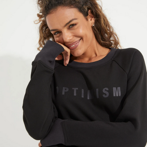 Sweat - Optimism - Black - DB