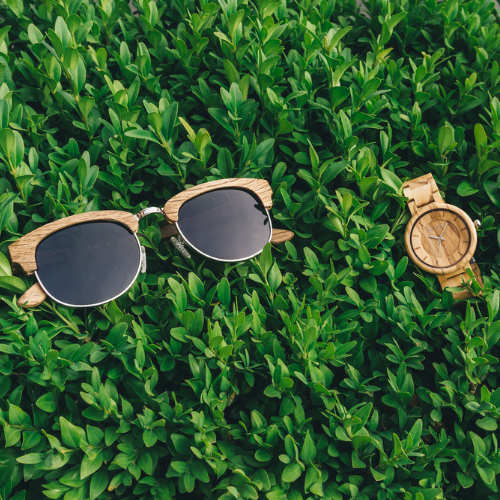 Sunglasses - CLUBMASTER – YANA - Time for Wood