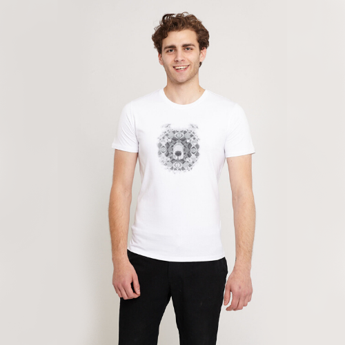 Cosmic Bear Organic Cotton T-shirt