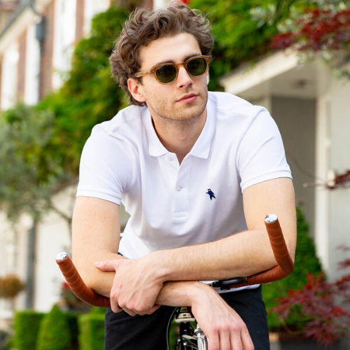 Polo Oakley - White - AB