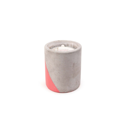 Urban Concrete 12oz Candle - SALTED GRAPEFRUIT - Paddywax