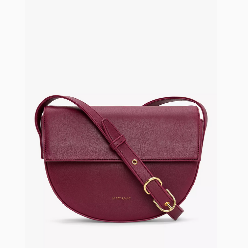 RITH Saddle Bag - Garnet