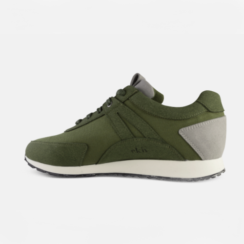 Low Seed Runner / Olive Vegan - EKN