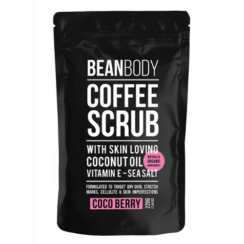 Coffee Scrub - Coco Berry - Bean Body