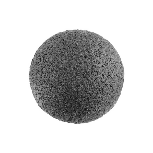 Konjac Facial Puff Sponge With Bamboo Charcoal - The Konjac Sponge Co.
