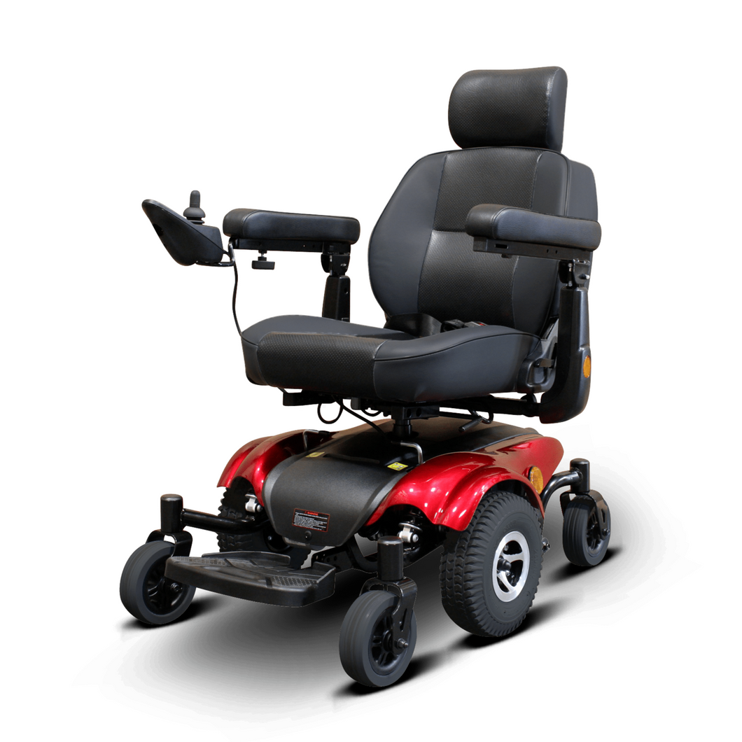 EWheels EW-M48 Power Wheelchair