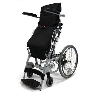 Karman Healthcare Karman XO-101 Lightweight Power Standing Wheelchair with Multi-Functional Tray