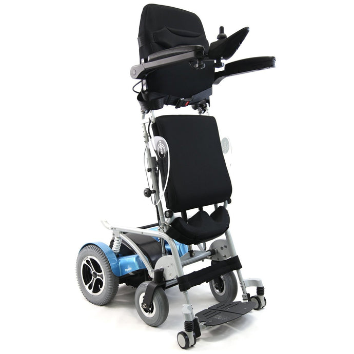 Karman Healthcare Karman XO-202 Full-Power Stand-Up Wheelchair with Tray