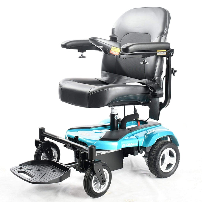 Merits Health Merits EZ-GO Deluxe Power Wheelchair P321B