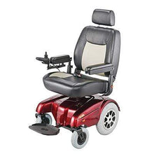 Load image into Gallery viewer, Merits Health Merits Gemini Power Wheelchair P301 w/ Seat Lift