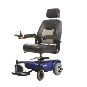 Merits Health Blue / Right Merits Junior Power Wheelchair P320