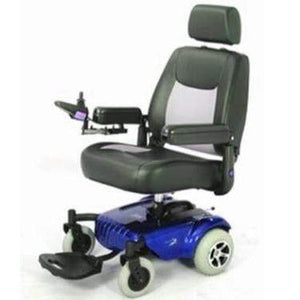 Merits Health Blue / Right Merits Regal Power Wheelchair P310