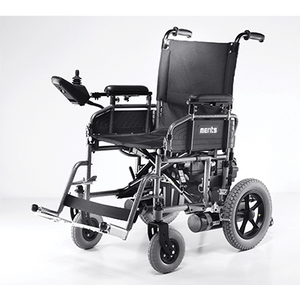 Merits Health Merits Travel-Ease 16 Folding Power Wheelchair P101