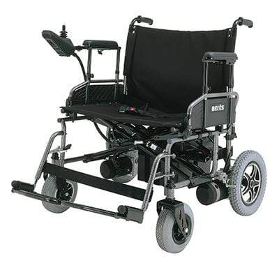 Merits Health Merits Travel-Ease 24 Heavy-Duty Power Wheelchair P182