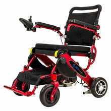Load image into Gallery viewer, Pathway Mobility Candy Apple Red Pathway Mobility Geo Cruiser DX Power Wheelchair