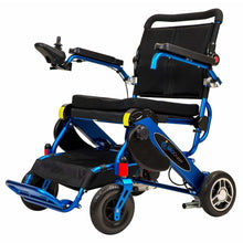 Load image into Gallery viewer, Pathway Mobility Royal Blue Pathway Mobility Geo Cruiser LX Power Wheelchair