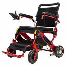 Load image into Gallery viewer, Pathway Mobility Candy Apple Red Pathway Mobility Geo Cruiser LX Power Wheelchair