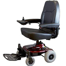 Load image into Gallery viewer, SHOPRIDER Burgundy / Right / FREE Standard Shipping SHOPRIDER Smartie Power Wheelchair