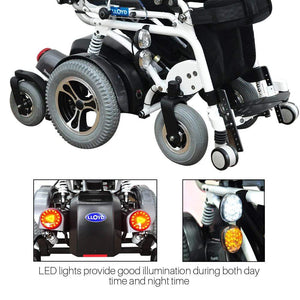 Wheelchair88 Wheelchair88 Draco Multi-Function Standing Power Wheelchair