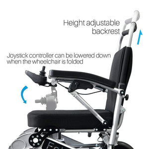 Wheelchair88 Wheelchair88 Foldawheel PW-1000XL Power Wheelchair