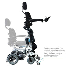 Load image into Gallery viewer, Wheelchair88 Wheelchair88 Phoenix Standing Power Wheelchair