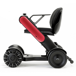 "WHILL Red / 16"" x 16"" / Right WHILL Model Ci Power Wheelchair"