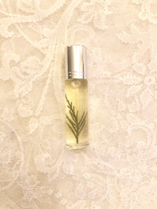 """Sacred Forest"" Natural Perfume Rollerball"