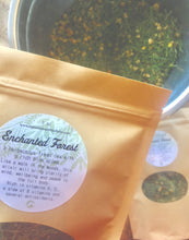 Load image into Gallery viewer, Enchanted Forest Mail Out Pack ~Pine Needle Tea/ Elixir