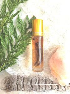 Earth Song -Natural Perfume Rollerball