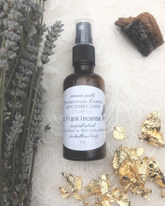 2 Ounce Gold Frankincense Myrrh Spray