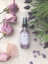Load image into Gallery viewer, Charged H2O facial mist with genuine Amethyst crystal