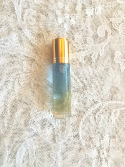 Moon Flower Natural Perfume Rollerball