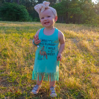 Western, fringe dress, girls western shirts, southern, country