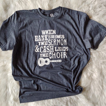 Load image into Gallery viewer, My Church Adult Country Music Tee