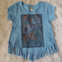 Load image into Gallery viewer, Pearl Jam Kids Tee or Fringe Top