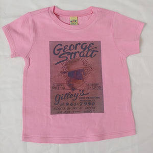 King of Country George Strait Kids Tee