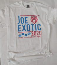 Load image into Gallery viewer, Joe Exotic 2020 Tiger King Adult Tees
