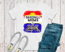 Load image into Gallery viewer, Salty Baseball Moms Adult Tee or Raglan