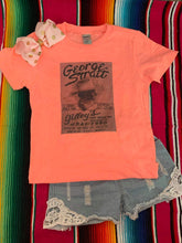 Load image into Gallery viewer, King of Country George Strait Kids Tee