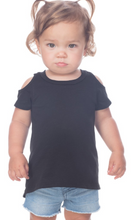 Load image into Gallery viewer, Black Hole Sun Kids & Adult Tee or Cold Shoulder Top