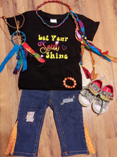 Load image into Gallery viewer, Let Your Soul Shine, Rock 'N Roll Tee