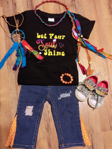 Let Your Soul Shine, Rock 'N Roll Tee