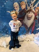 Load image into Gallery viewer, Do You Want To Build A Snowman Frozen Shirt