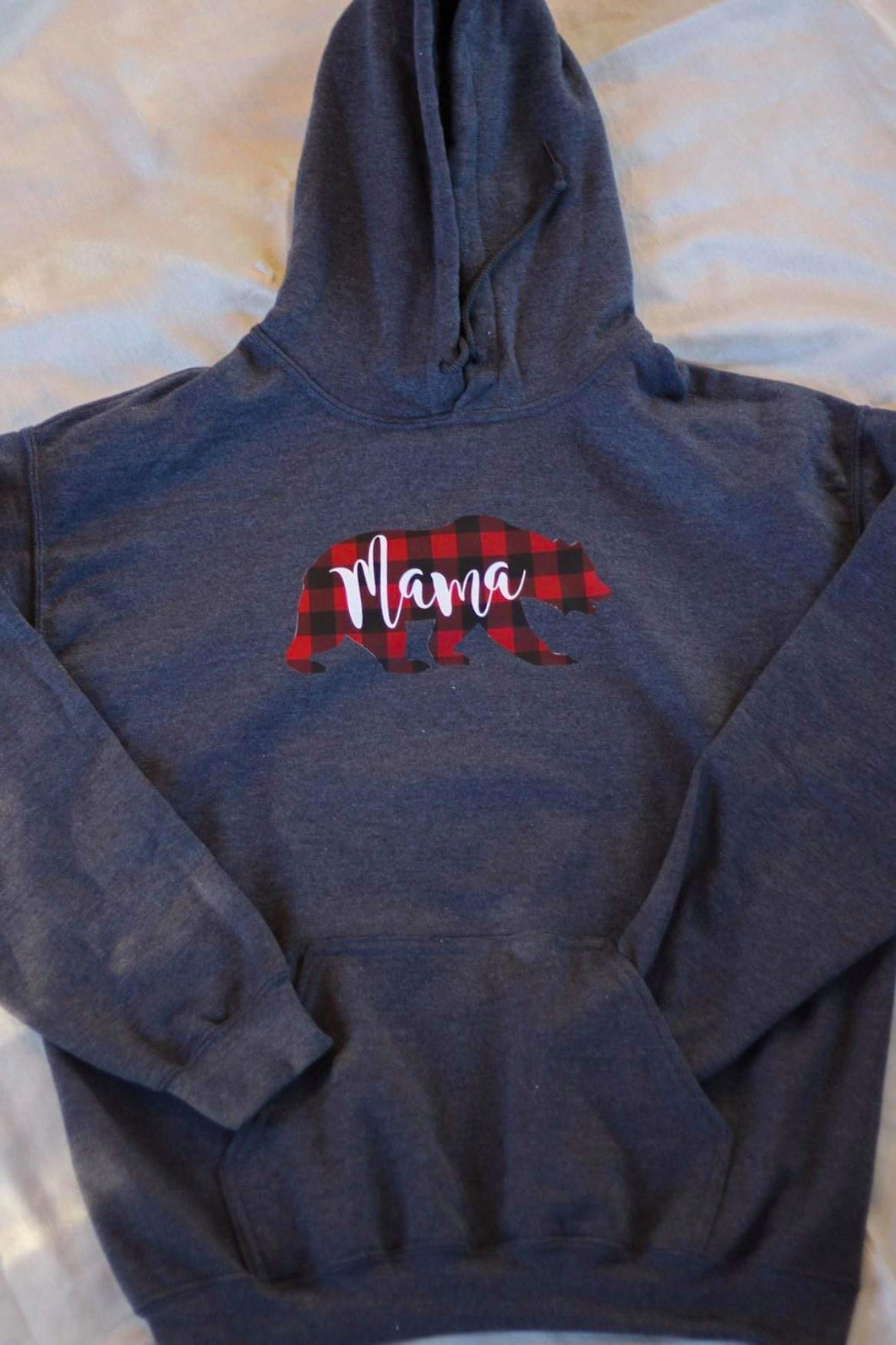 Mama Bear Adult Hoodies