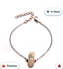 The trendy Anklet Chain Pineapple Jewelry is a piece of a fascinating piece of jewelry. It has a fairy shape and pattern.