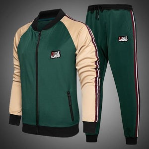Men's Tracksuit Set Two Piece - LeisureField