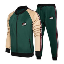 Load image into Gallery viewer, Men's Tracksuit Set Two Piece - LeisureField