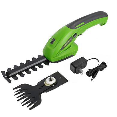 Workpro 7.2V Electric Trimmer 2 Cordless Garden Tools - LeisureField